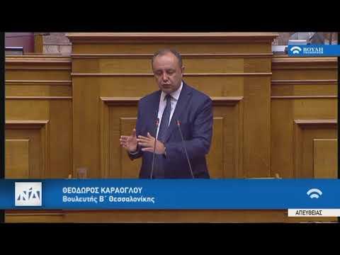 Θ.Καράογλου (Ειδ.Εισ.ΝΔ) (Προϋπολογισμός 2019) (12/12/2018)
