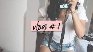 ¡Tuve que subir 9 pisos! + Evento Bobbi Brown - Vlog # 1