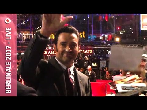World Premiere of Logan w/ Hugh Jackman & Patrick Stewart #Berlinale 2017