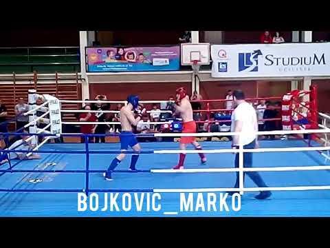 Bojkovic vs Dupor seniori finale mma prvenstva Hrvatske