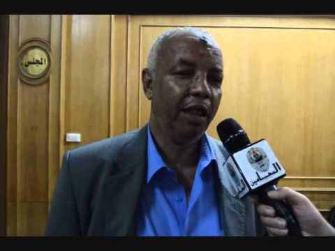 عثمان احمد عثمان يتقدم باوراق ترشيحة نقيبا للمحامين