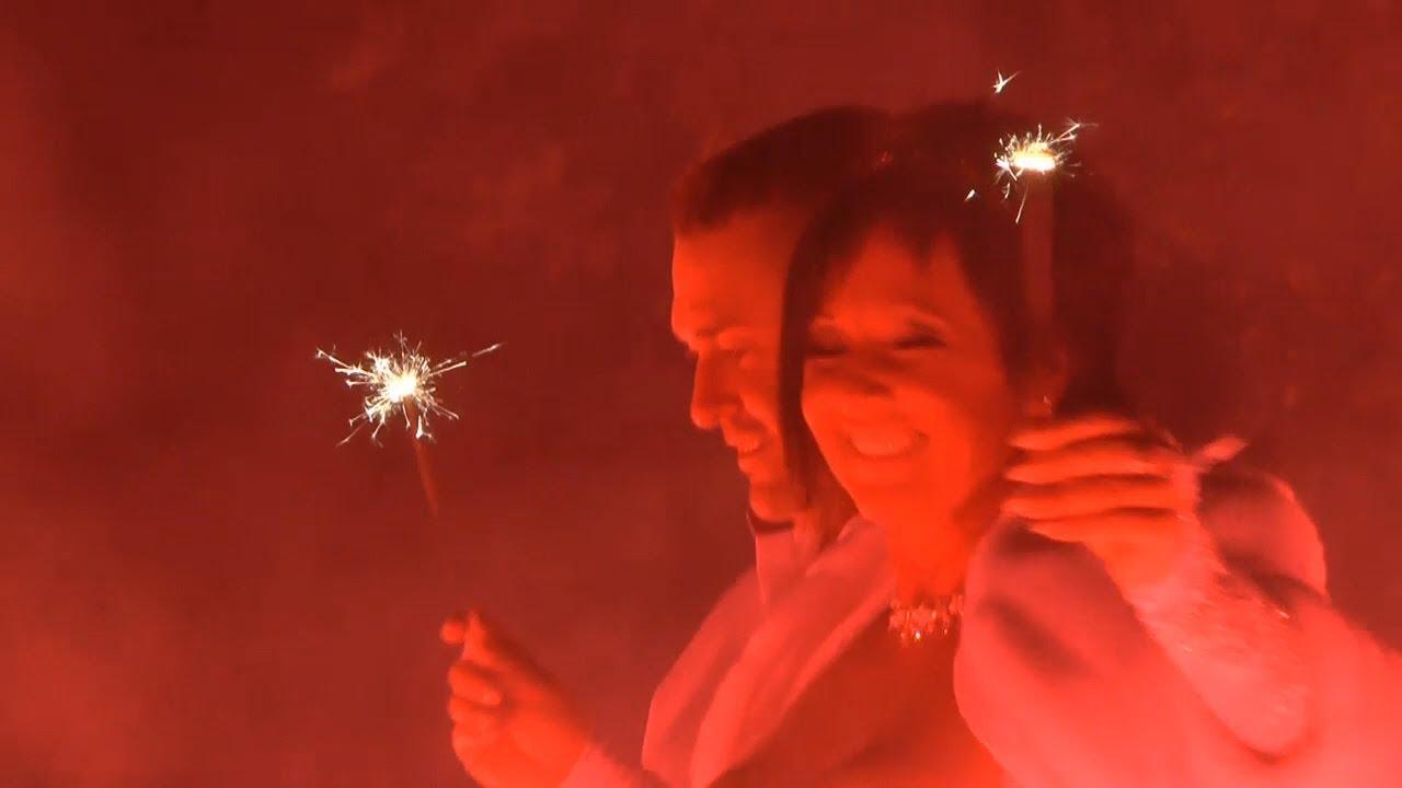 Hochzeitsfeuerwerk Wedding 2018