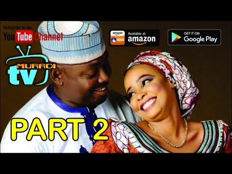 NURA M. INUWA, JAMILA DA ADAMU HASSAN NAGUDU A AUREN SADIQ N MAFIA FULL WEDDING VIDEO Part 2 2017