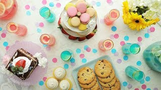 Baby Shower Mocktails In 15 Minutes or Less // Presented by BuzzFeed & GEICO by Tasty