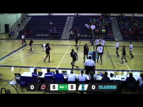 Islanders Volleyball sweeps Omaha in game 2 of Emerald Beach Islanders Classic