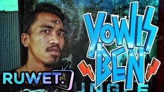 REACTION RUWET TV NONTON YOWIS BEN film BY BAYU SKAK