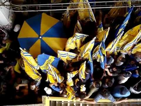 Boca 2 Banfield 0 / Entra La 12 - La 12 - Boca Juniors