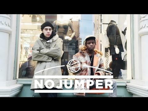 No Jumper - The Shane Gonzales & Ian Connor Interview