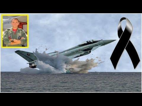 Il video completo dell'incidente aereo militare a Terracina