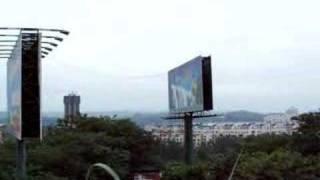 Nanchong China  city photo : Luoruiqing Memorial, Nanchong City, Sichuan, China Video1