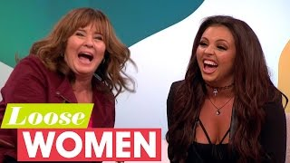 Little Mix's Jesy Nelson And Coleen Nolan Talk Wedding Plans | Loose Women