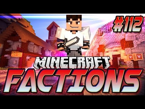 112 - Welcome back to Factions! In this episode, Insanity and I teach the world how to find those pesky little Nether world vaults! Step by step directions, finding that needle in a haystack ;) No...