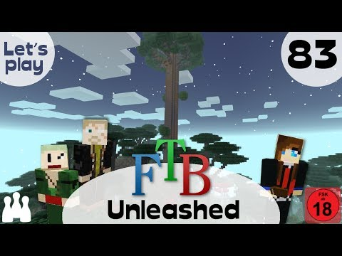 FEED THE BEAST Unleashed [HD+] #83 Simba, dies ist dein Reich ᐅ Let's Play Minecraft FTB