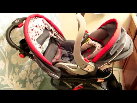 Baby Trend Eclipse EZ Ride Travel System Review