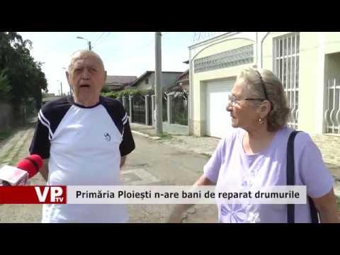 Primăria Ploiești n-are bani de reparat drumurile