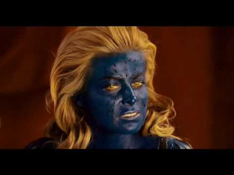Tyler epic movie mystique sex scene sexy