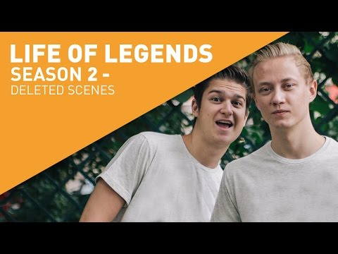 Life of Legends Season 2 - Deleted Scenes