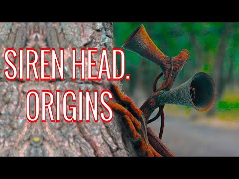 Siren Head In Real Life - ORIGINS (full movie)