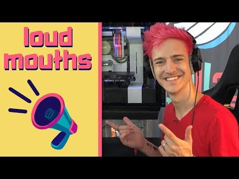 Ninja & Polygon - Loud Mouths #31