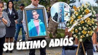 Así fue el adiós a Fabio Legarda - Familia, Luisa Fernanda W y Seguidores