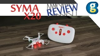 Syma X20 Pocket Review : Tiny Drone With a Big Heart