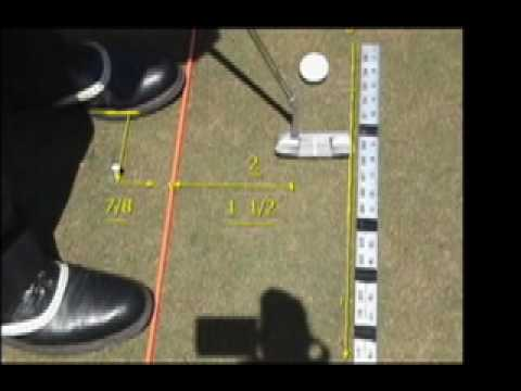 Inside The Ropes: Putt Like A Pro [Part 1]