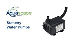 Aquascape® Statuary Water Pumps