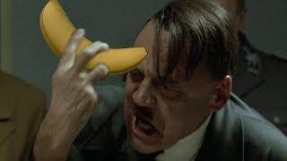 Hitler's banana experience
