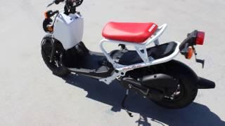 4. GO AZ MOTORCYCLES 2017 HONDA RUCKUS