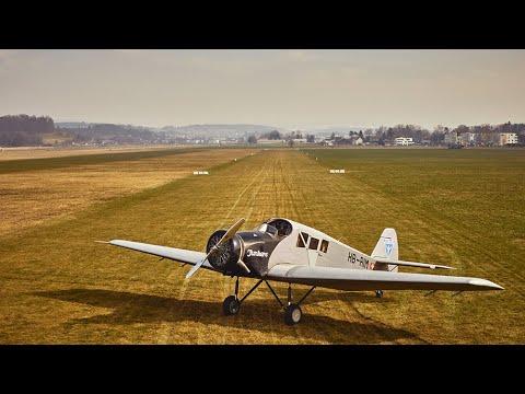 Junkers F 13: Aus dem Koma erwacht
