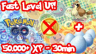 Pokemon Go Fast Level Up WITHOUT COINS! by Pokémon GO Gameplay