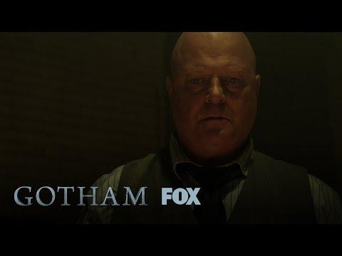 Nathaniel Barnes Punishes The Cleaner   Season 3 Ep. 8   GOTHAM