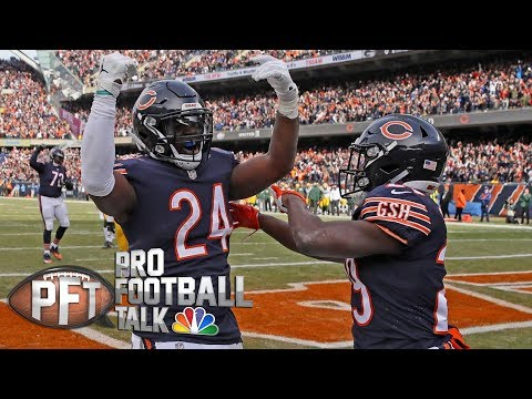 Video: Chicago Bears clinch NFC North for first time since 2010 | Pro Football Talk | NBC Sports