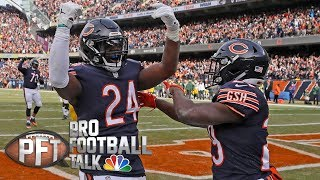 Chicago Bears clinch NFC North for first time since 2010 | Pro Football Talk | NBC Sports