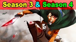 Attack on Titan Season 3 Release Date confirmed at Anime Expo 2017!!Producer from WIT Studio also revealed info about Attack on Titan Season 4 regarding how Attack on Titan is important for their StudioSubscribe!! New Anime Facts video Weekly & Anime News 😄►► http://bit.ly/AnimeFansUniteOfficial Attack on Titan Season 3 teaser Trailer released here:https://www.youtube.com/watch?v=oCpa4UgHlgAAttack on Titan Season 3 is confirmed for Anime Spring 2018 Season!!Watch  10 Mikasa Ackerman Facts You Didn't Know►► https://www.youtube.com/watch?v=xuCKL5JDrG8Watch  10 Levi Ackerman Facts You Didn't Know►► https://www.youtube.com/watch?v=ASUYrrCEuTcMore Recommended Attack on Titan Videos:------------------------------------------------------------------------Why Attack on Titan Season 2 Only Got 12 Episodes!https://www.youtube.com/watch?v=E368NwHWZAcDoes Mikasa Love Eren? https://www.youtube.com/watch?v=uuAT4jL-JfsWhat is Eren's Titan Scream Ability?https://www.youtube.com/watch?v=AtA7lyHwDg4
