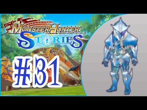 Monster Hunter Stories - #31 Forge Quests! [Nintendo 3DS] Capcom