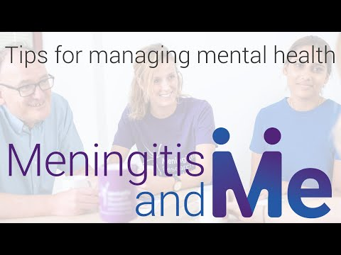 Charlotte, Chris, Ian and Sandra share tips and advice for managing mental health.