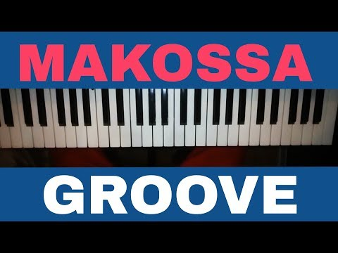 How to play a simple Nigerian Makossa groove