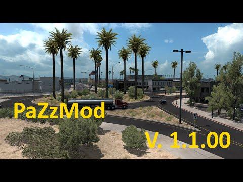 PaZzMod v1.1.11 - Rebuilds / Expansions in Southern CA & AZ