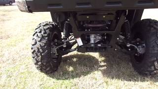 9. 2014 YAMAHA VIKING 700 w/ Lift and wheels & tires FI 4x4 Realtree AP HD Tejas Motorsports