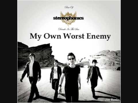 Tekst piosenki Stereophonics - My Own Worst Enemy po polsku