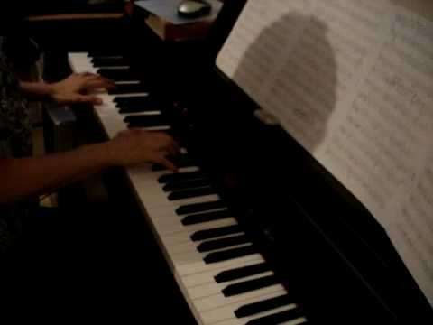 Opeth - Hope Leaves - piano cover Video