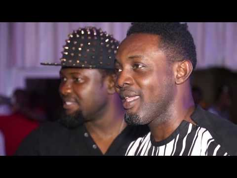 Comedian Ay Back To Back Surprise 45th Birthday Treat By His Lovely Wife And Other Celebrities