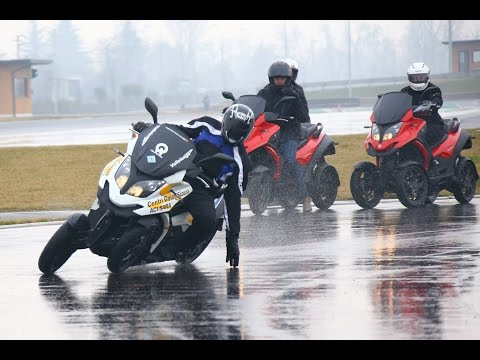 Quadro 4 - Safety training at the Nürburgring