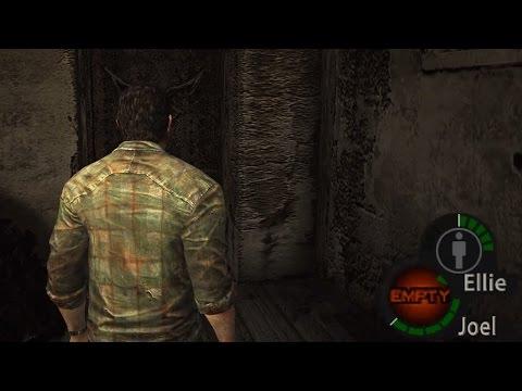 Resident Evil 4 - The Last Of Us mod - DEMO