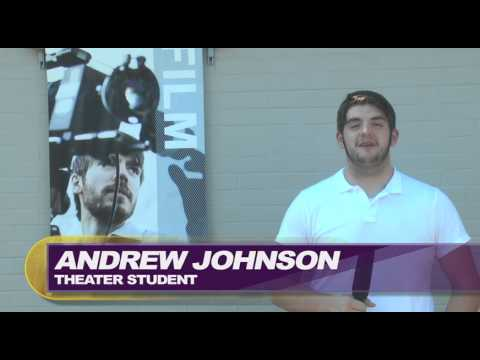 College of Entertainment and the Arts video
