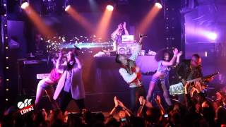 OFF LIVE -- Far East Movement : « Live My Life »