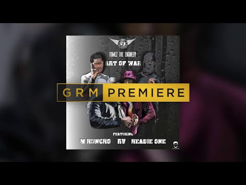 M Huncho x RV x Headie One x Fumez The Engineer – Art Of War [Audio] | GRM Daily