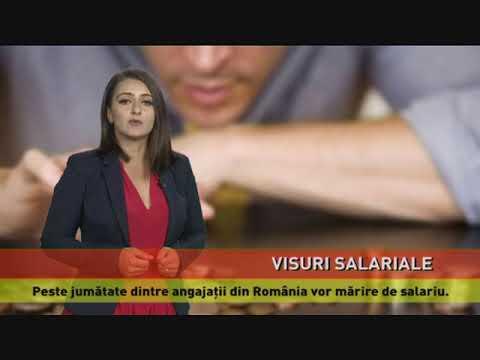 Angajații români, nemulțumiți de salarii