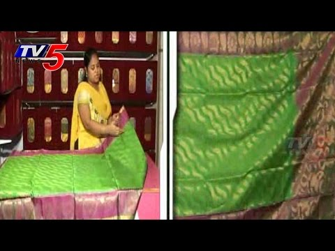 Snehitha | Light Weight Pattu Sarees | PART 2 : TV5 News